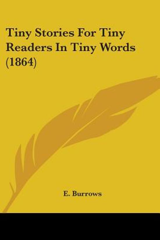 Tiny Stories For Tiny Readers In Tiny Words (1864)