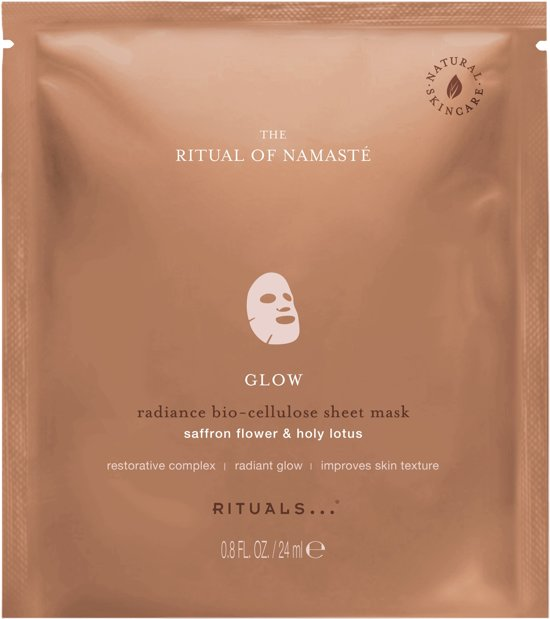 RITUALS The Ritual of Namasté Glow Gezichtsmasker