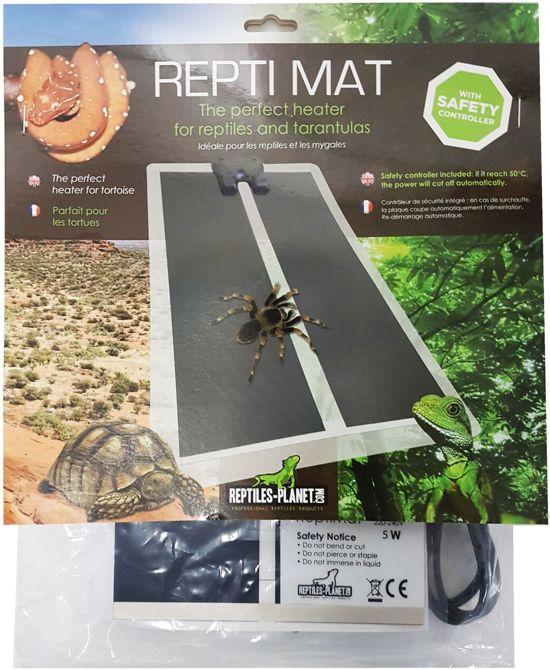 Repti Mat 7W - 15x28cm