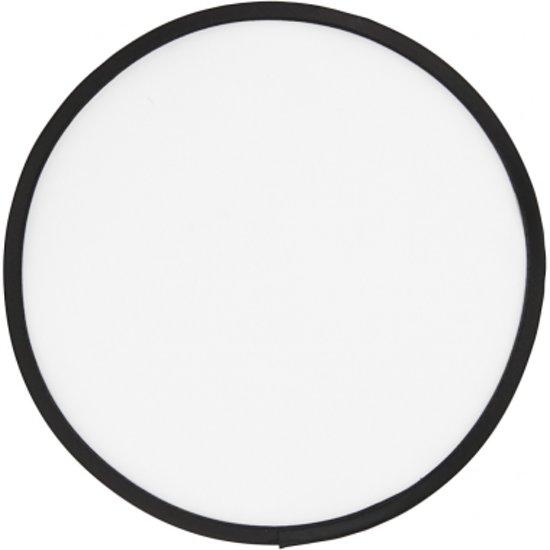 Frisbee d: 25 cm wit 1stuk