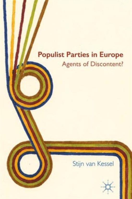 bol.com | Populist Parties in Europe | 9781137414106 | Stijn Van ...