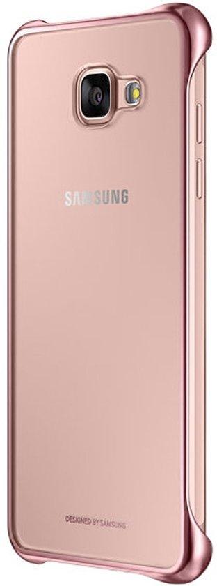 Couvercle Transparent D'origine Pour Le Galaxy A5 (2016) - Rosé © rovxEVUT0