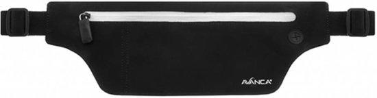 Avanca Sports Belt (Wit) heuptas voor hardlopen en fitness