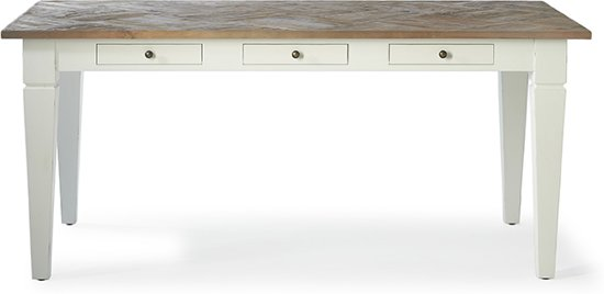 Surprising Bol Com Riviera Maison Briggs Road Dining Table 180X90 Ncnpc Chair Design For Home Ncnpcorg