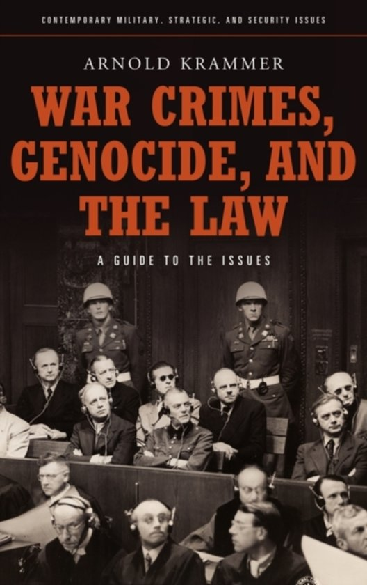laws of war and the extradition of nazi war criminals War crime: war crime, in it was commonly thought of as a violation of the laws of war committed by a combatant or even a nazi war criminals were not.