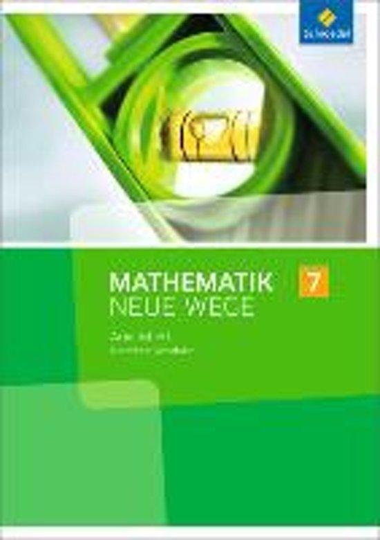 Mathematik Neue Wege 7. Arbeitsheft. Nordrhein-Westfalen