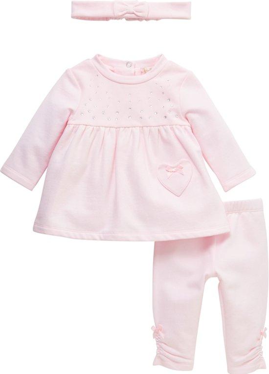 100% kwaliteit nieuwe collectie officiële site bol.com | 3 delige baby meisjes set Mintini