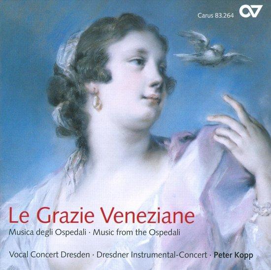 Le Grazie Veneziane - Musik Der Ospedali