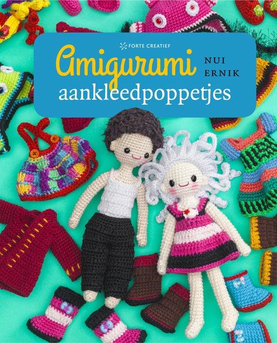 Bolcom Amigurumi Aankleedpopjes Nui Ernik 9789462500440 Boeken