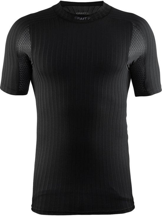 Craft active extreme 2.0 cn ss m - Sportshirt - Heren - Black - M