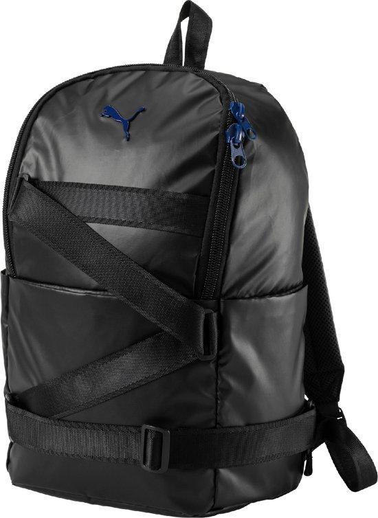 0ae6a7b842a1 PUMA Rugzak VR Combat Backpack 74821 02 - Dames - PUMA Rugzak Black-Blue  Depths