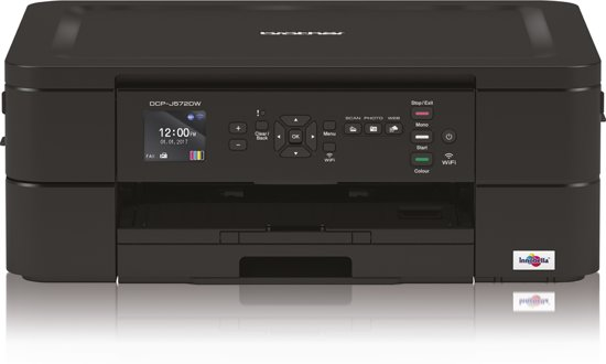 Brother DCP-J572DW - All-in-One Inktjet printer