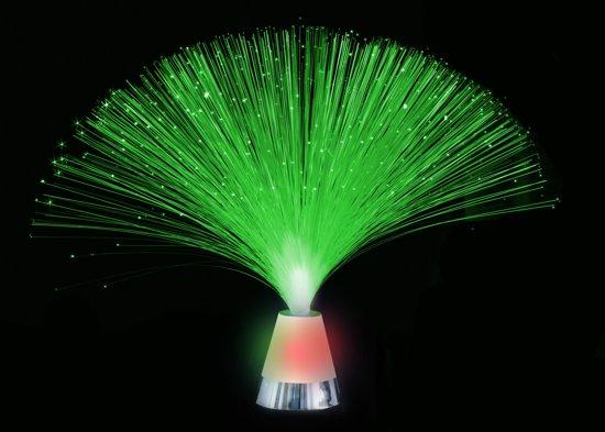 bol.com | glasvezel lamp - glitter (snoezelen), De Snoezel Fabriek ...