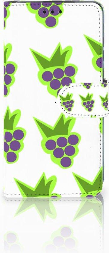 Huawei P30 Uniek Boekhoesje Druiven