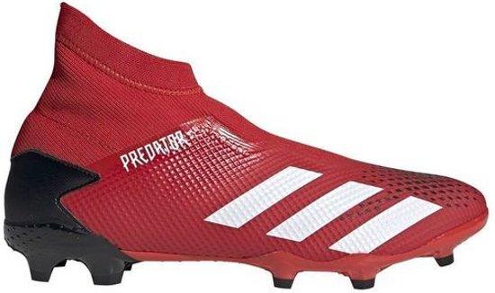 Adidas performance Predator 19.3 FG voetbalschoenen rood