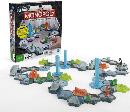 Monopoly U Build