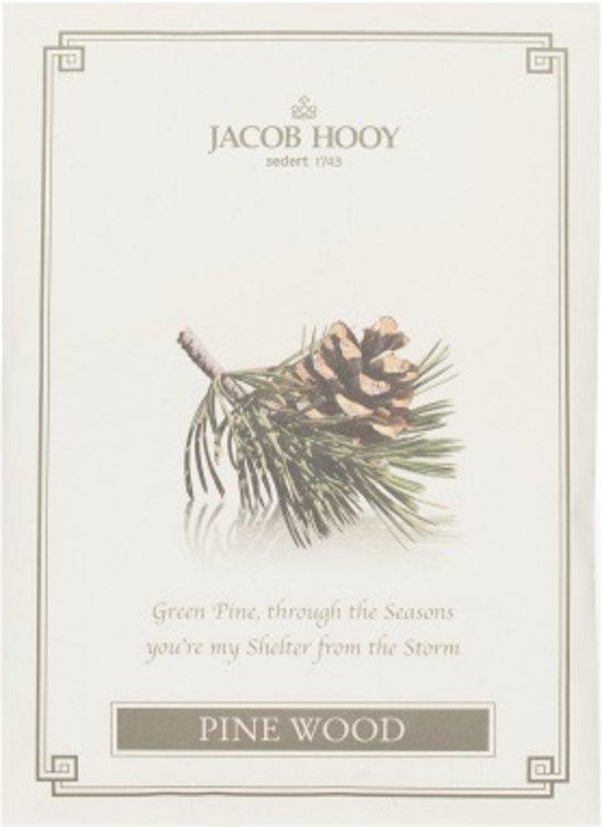 Jacob-Hooy Pinewood - Geurzakje