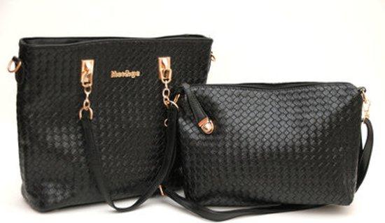 e66632ca798 bol.com | Duo zwarte tassen.