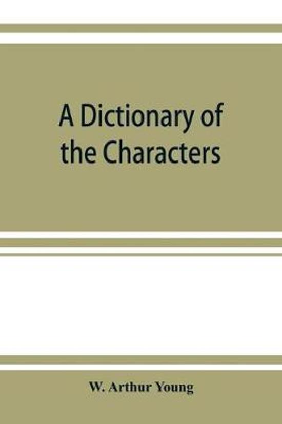 A Dictionary of the Characters and Scenes in the Stories and Poems of Rudyard Kipling, 1886-1911