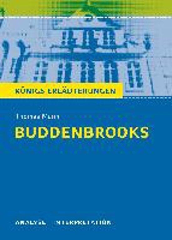 Buddenbrooks. Analyse und Interpretation zu Thomas Mann