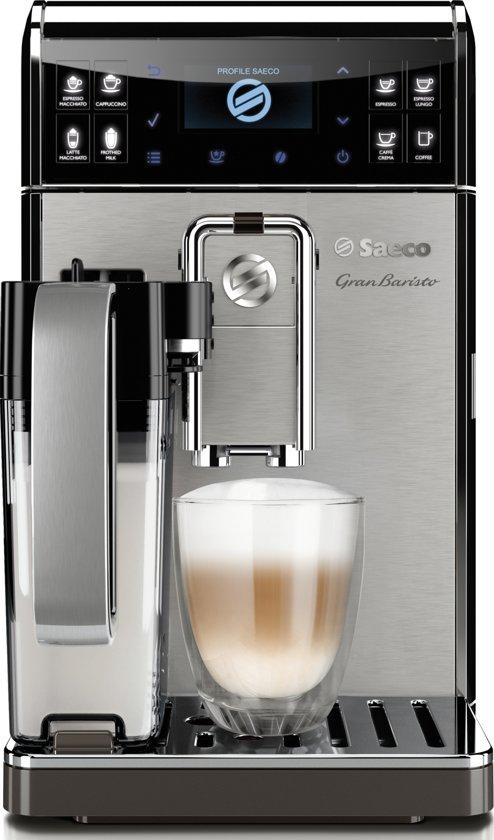 Saeco HD8975/01 GranBaristo Volautomatische Espressomachine