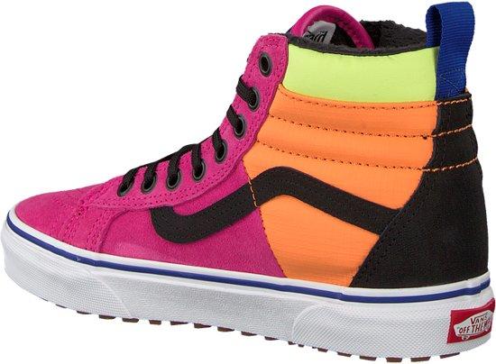 Sk8 Vans 36 46 hi Dames Sneakers Maat Mte Neon Dx nwqvwE