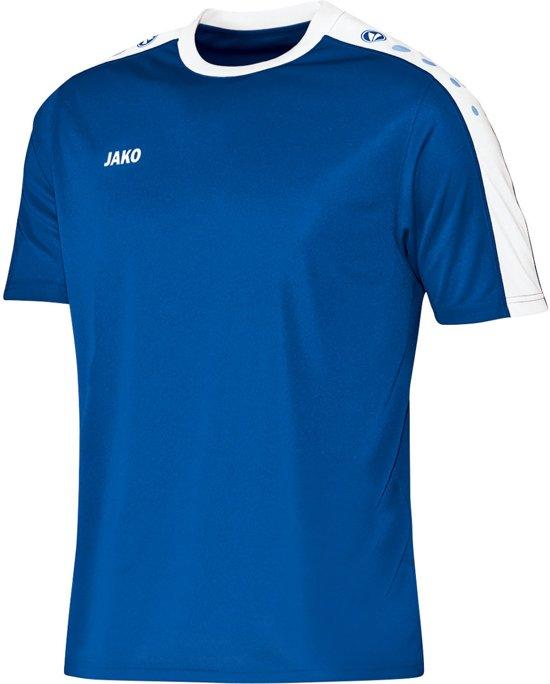 Jako Striker KM - Voetbalshirt - Mannen - Maat XXL - Blauw kobalt
