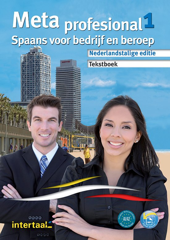 Meta profesional (tweetalig) 1 tekstboek + online MP3's - Gutiérrez, Diaz