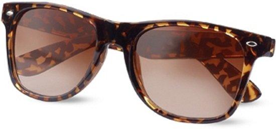 409415856b4bd3 Hippe zonnebril met luipaard print
