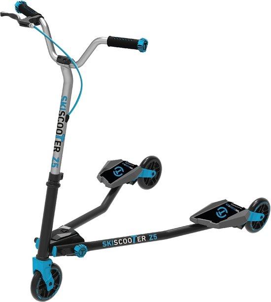 smarTrike Z5 Ski Scooter Step