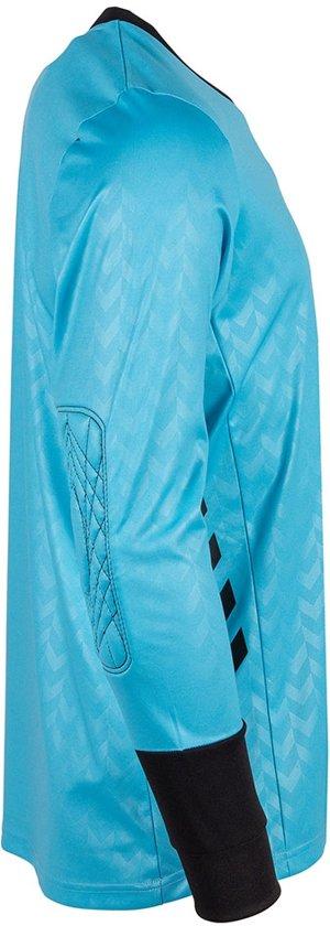 Hummel Hannover keepersshirt unisex blauw/zwart