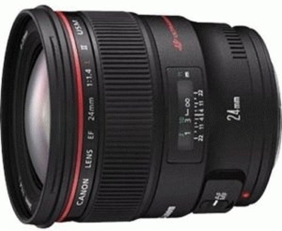 Canon EF 24mm f/1.4L USM II