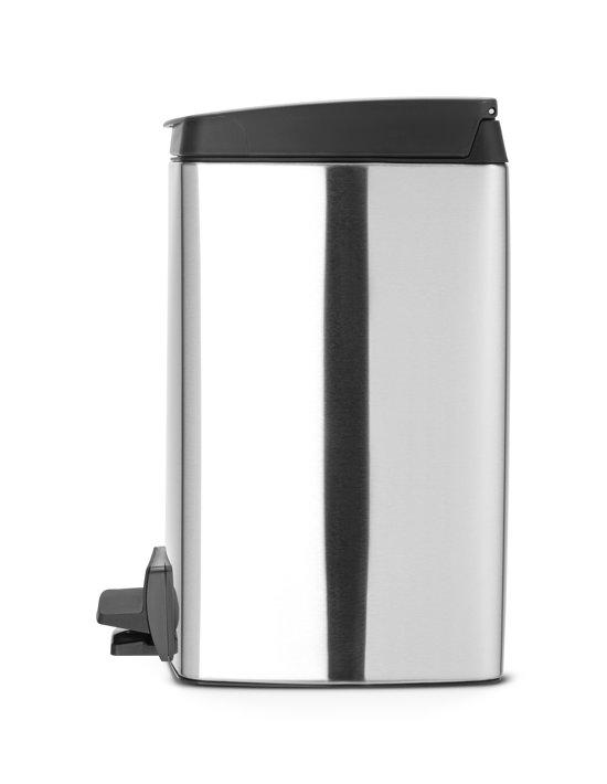 Brabantia Pedaalemmer 10 Liter Vingerafdrukvrij