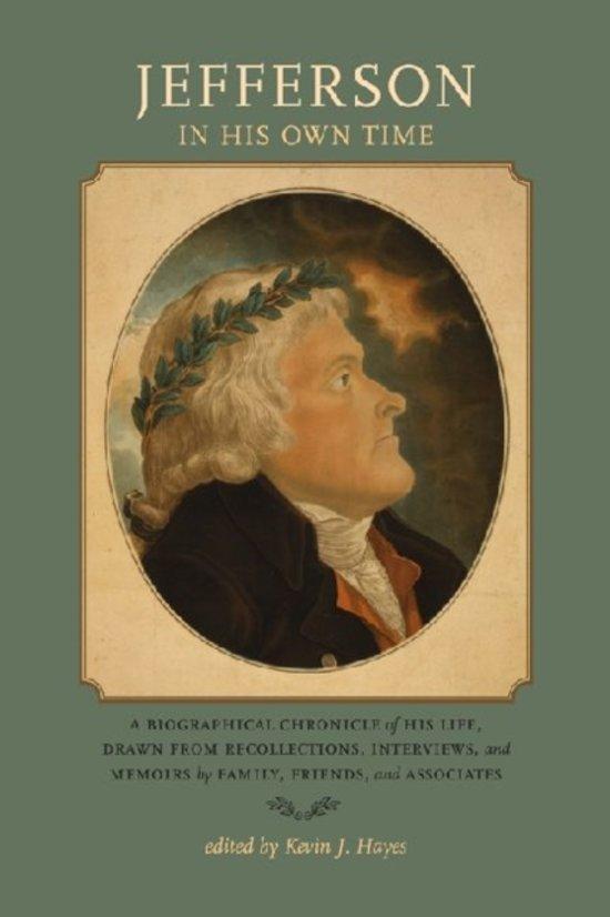 Bolcom Jefferson In His Own Time 9781609381202 Boeken