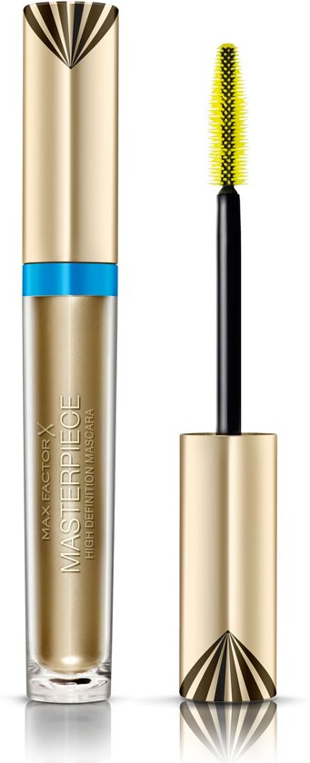 Max Factor Masterpiece Waterpoof Mascara - Zwart