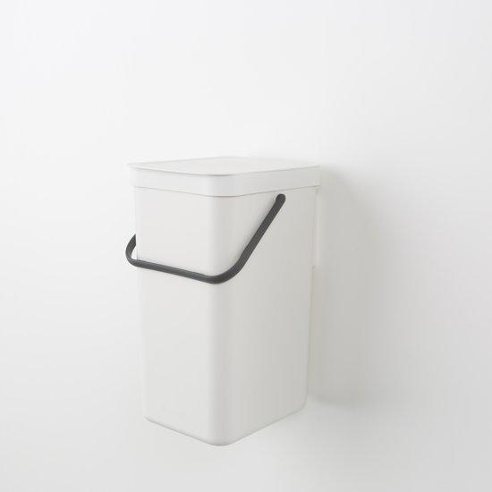 Brabantia Sort & Go 16 Liter Wit