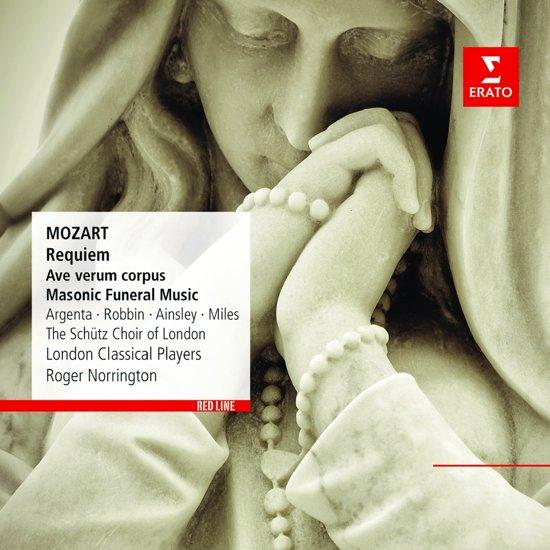 Mozart: Requiem, Ave Verum Cor