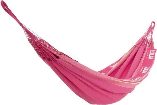 Hangmat - Magnifico - Roze - Luilak