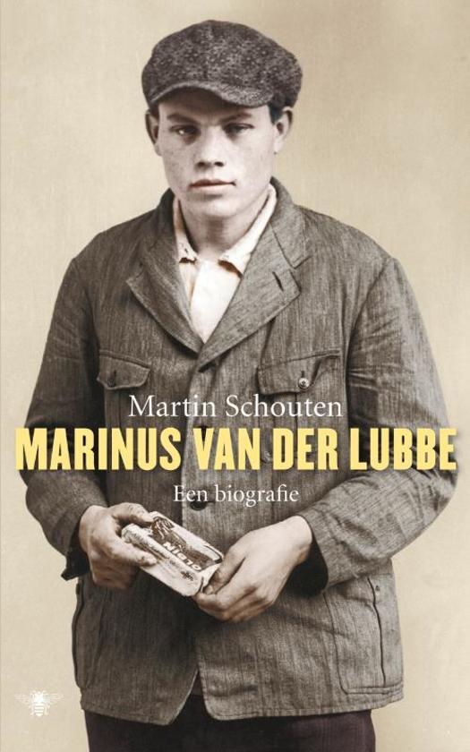 Cover van het boek 'Marinus van der Lubbe'