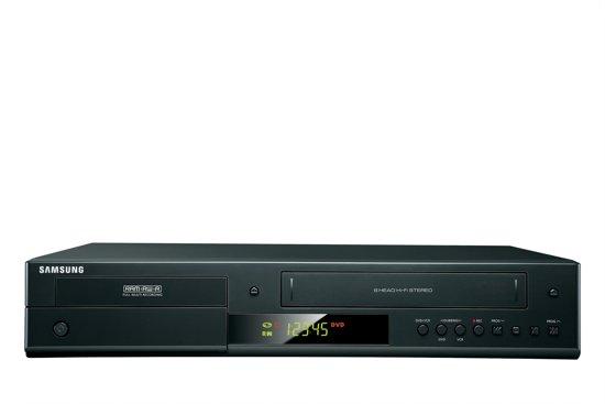 Samsung DVD-VR475 - DVD & VHS combi videorecorder (VHS -> DVD) (demo model)