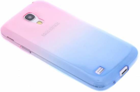 Bicolore Transparent Étui En Silicone Tpu Pour Samsung Galaxy S5 (plus) / Neo ilHdsO7T