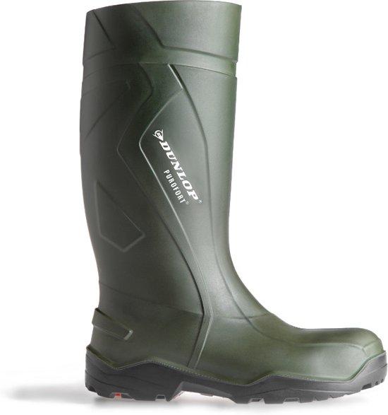 Dunlop D760933 Purofort+ knielaars groen 43