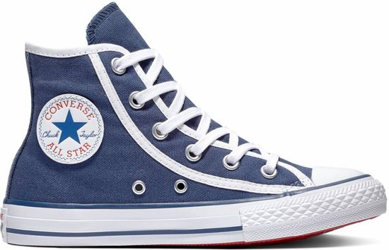 2b7c72481ef bol.com | CHUCK TAYLOR ALL STAR - HI - NAVY/WHITE/GYM RED - maat 32