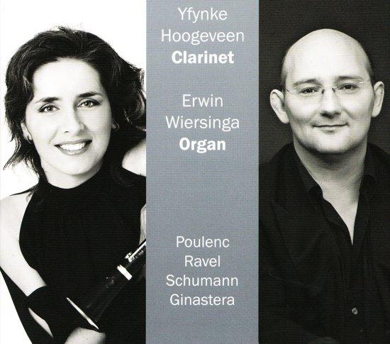 Poulenc Ravel Schumann Ginastera