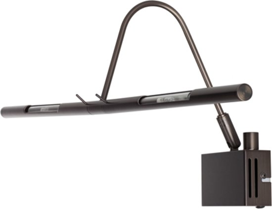 bol.com | Da Vinci Schilderijverlichting Maxi Brons