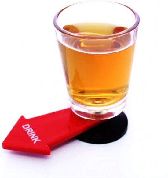 Afbeelding van het spel Barproducten.nl Hot Spinner drankspel - OP = OP