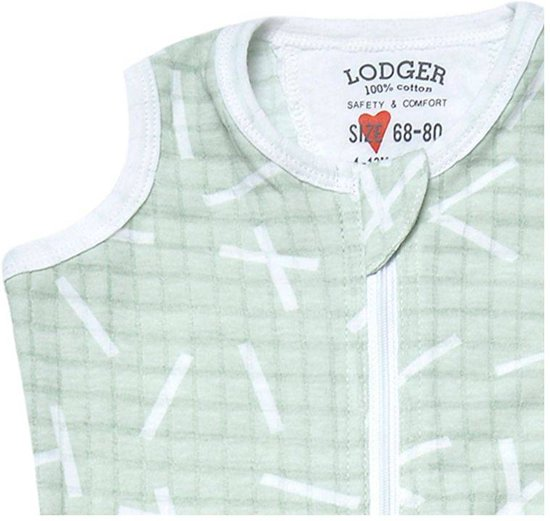 Lodger Hopper Sprinkle Print Slaapzak 50/62