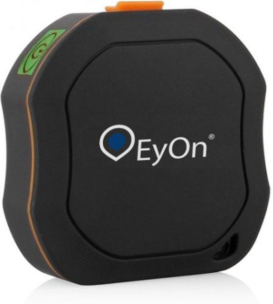 Eyon Portable - Premium GPS tracker met smartphone app en 15 dagen batterijduur