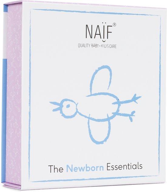 Naïf Newborn Essentials Gift Set - Baby verzorgingssset
