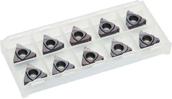 Schr.wpl.set 11 IR staal 0,5x2, 0,75x2, 1,0x2